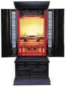 村上堆朱仏壇画像