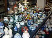 お茶と陶器の店 益仙茶舗